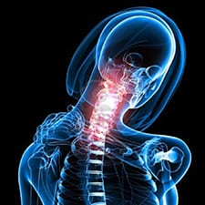 neck pain, neck injury pain relief